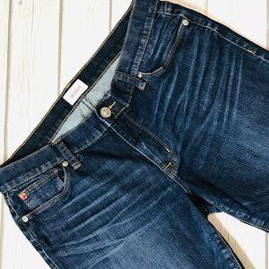 Hudson Women's Dark Wash Skinny Jeans Sz 30